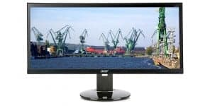 Acer CB290C Ultrawide Monitor