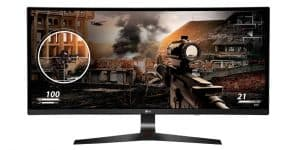 LG 34UC79G Ultrawide Gaming Monitor