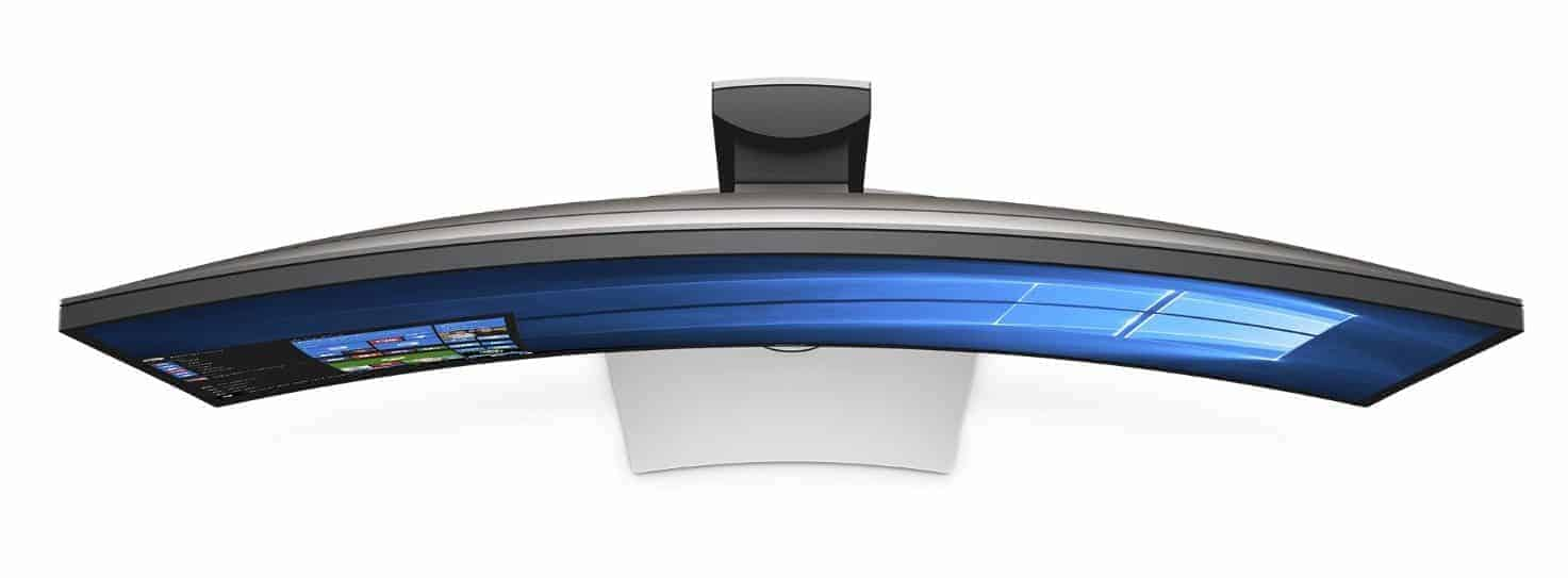 Dell U3417W Curved