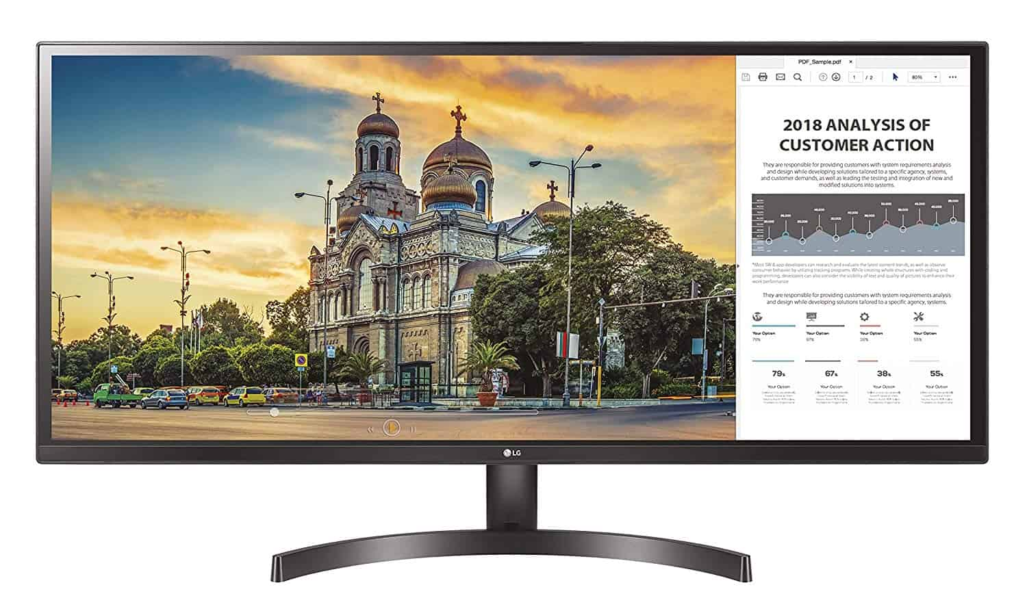 Was taugt der LG 34WK500-P Ultrawide Monitor?