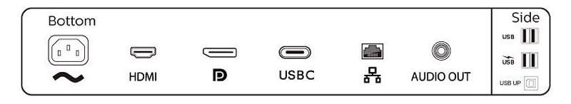 Philips 346B1C Test